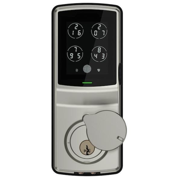 รูปเห็นกุญแจ สำหรับไข lockly digital doorlock
