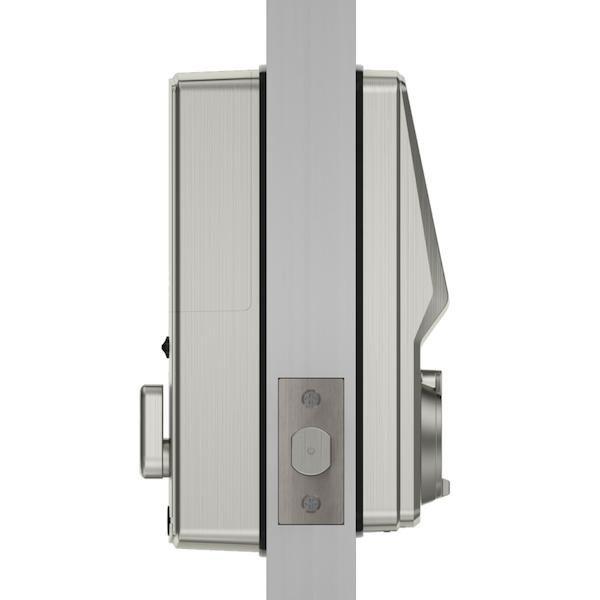 รูปหันข้าง lockly digital doorlock