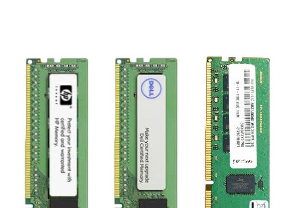 ram-server ค่าย hp dell และ lenovo