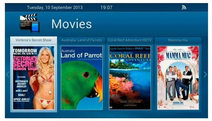 ระบบเช่าหนังvideo on demand บน IPTV netup
